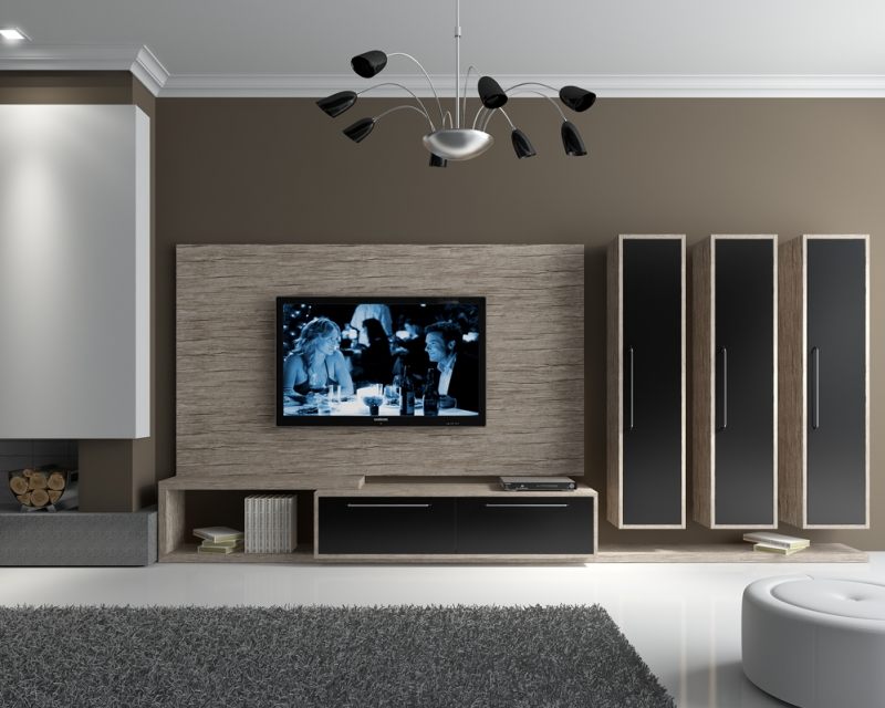 Home Theater Vintage - Preto